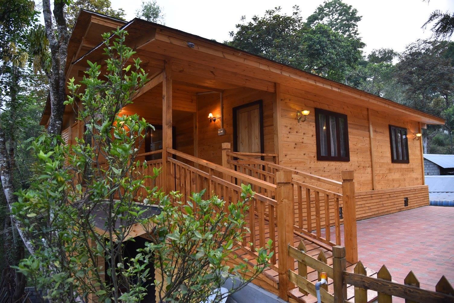 Smokey Haven Wood House Homestay -Best Wood House Kodaikanal